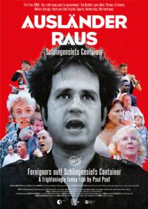 RZ_AUSLÄNDER_RAUS_Plakat.indd